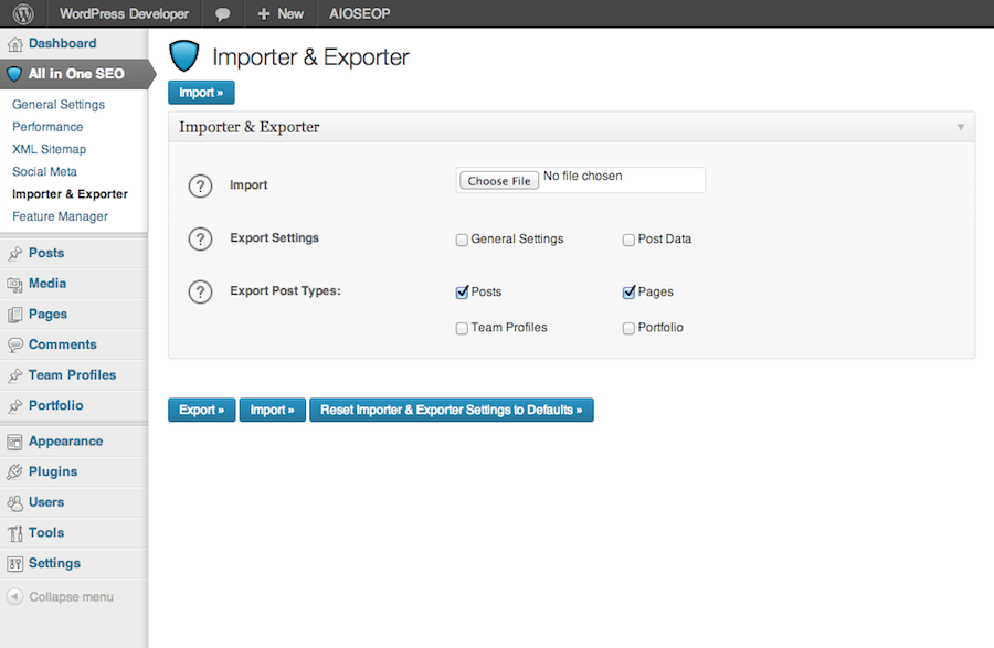All-in-One-SEO-Pack-Import-Export-Module