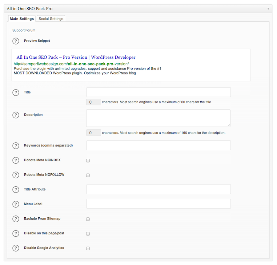 All-in-One-SEO-Pack-Page-Settings
