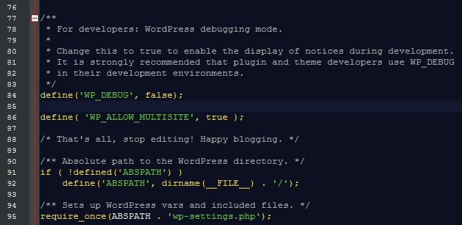 You can activate WordPress Multisite within a few clicks and adding one single line of code to your wp-config.php file.